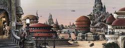 2nd City on Mimas