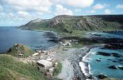Hibernia island