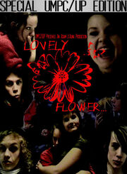Lovely flower dvd front cover