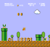 Super Mario Bros Screenshot 2