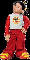 Nick Jr. LazyTown Trixie 4