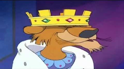 The Tigger King part 5 - Prince John and Shere Khan's Conversation