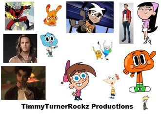TimmyTurnerRockz Productions