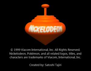 Nickelodeon Logo From Poke-Friends