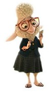 Zootopia Bellwether