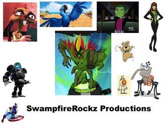 SwampfireRockz Productions
