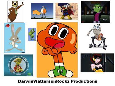 DarwinWattersonRockz Productions