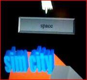 Sim city 2005 start