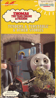 1993 Tenders & Turntable VHS