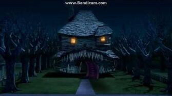 Opening to Monster House 2006 DVD