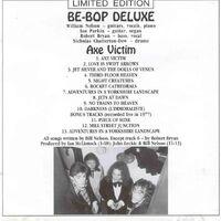 Be-Bop Deluxe 74