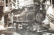 Other Lost Engines - Pulaski, Virginia American Viscose Co. 0-4-0T No. Unknown