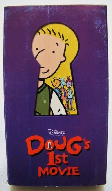 opening to dougs 1st movie 1999 vhs australia print