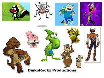 DinkoRockz Productions