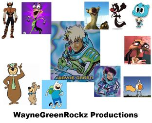WayneGreenRockz Productions