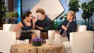 SCREAM QUEENS Lea Michele's Screaming Good Scare