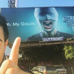 Billboard poster (Season 2)
