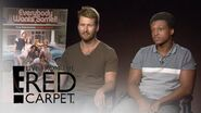 """Glen Powell Dishes on """"Scream Queens"""" Season 2! E! Live from the Red Carpet"""