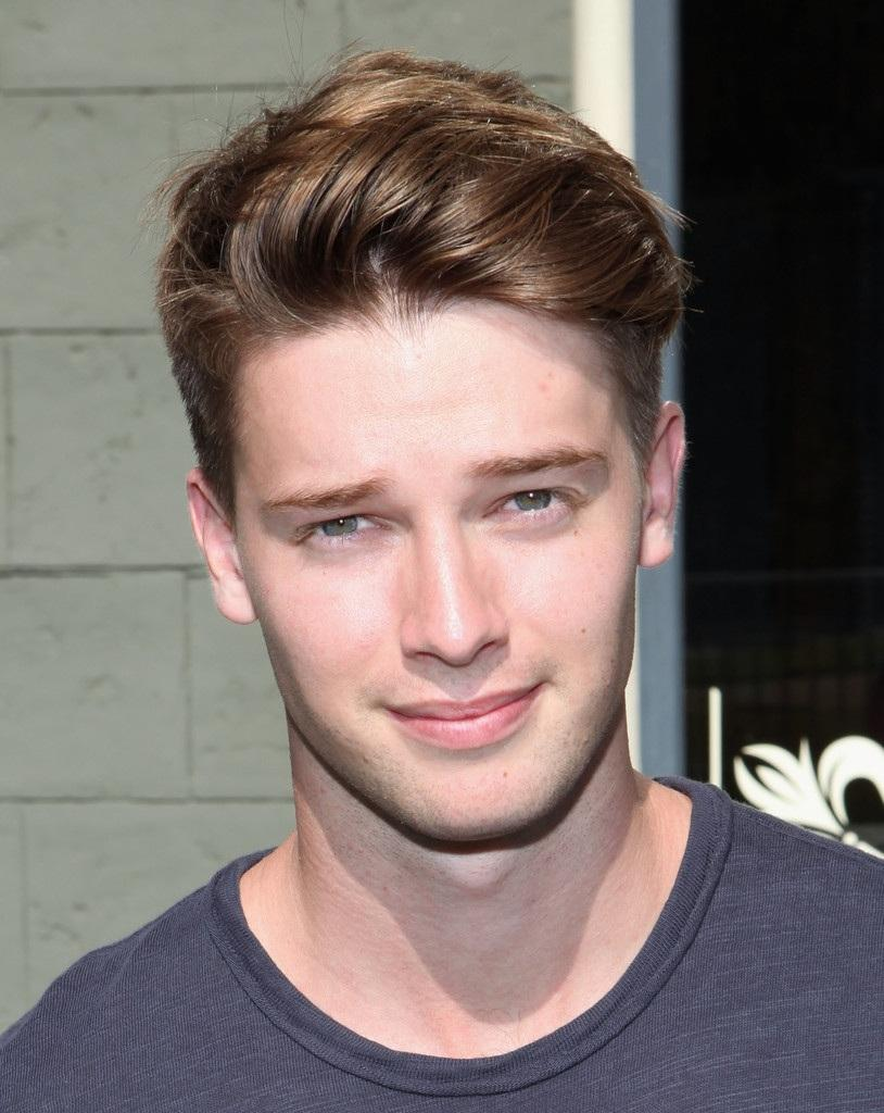 patrick schwarzenegger height