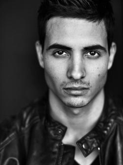 Santiago Segura (B&W)