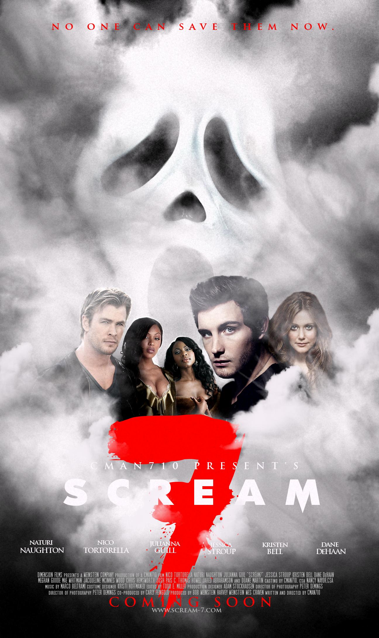 scream 7 cman710 scream fanon wiki fandom powered by