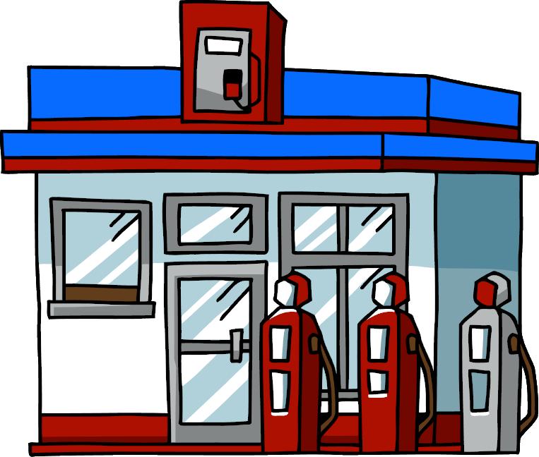 Gas Station | Scribblenauts Wiki | FANDOM powered by Wikia
