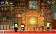 Scribblenauts Unmasked Batmansion