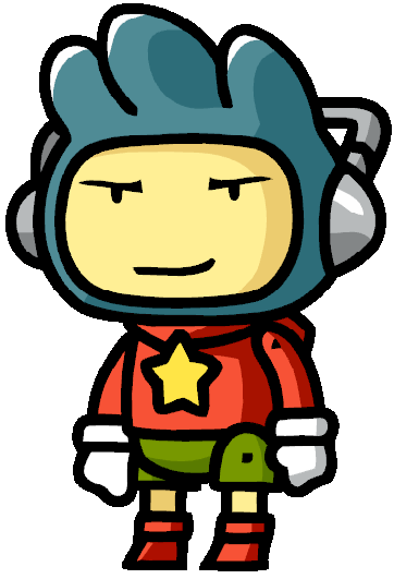 Scribblenauts doppelganger lily