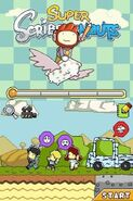 Screenshot nds super scribblenauts001