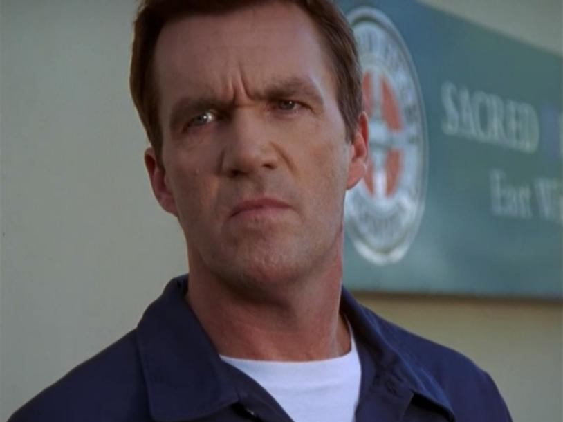 Image - 5x3 glaring Janitor.png   Scrubs Wiki   Fandom