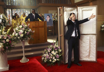 6x16 JD's funeral