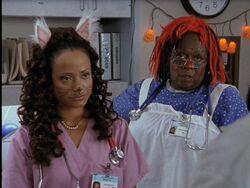 2x6 Carla Laverne costumes