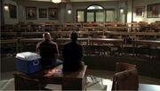 Winston U lecture hall
