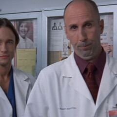 Dr. Paul Zeltzer and Dr. Matthews