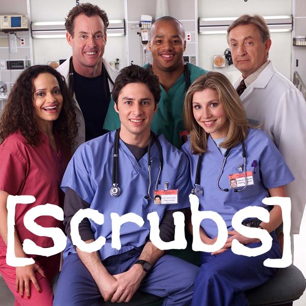 scrubs mein musical