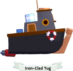 IronCladTug