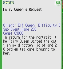 Fairy Queen's Request