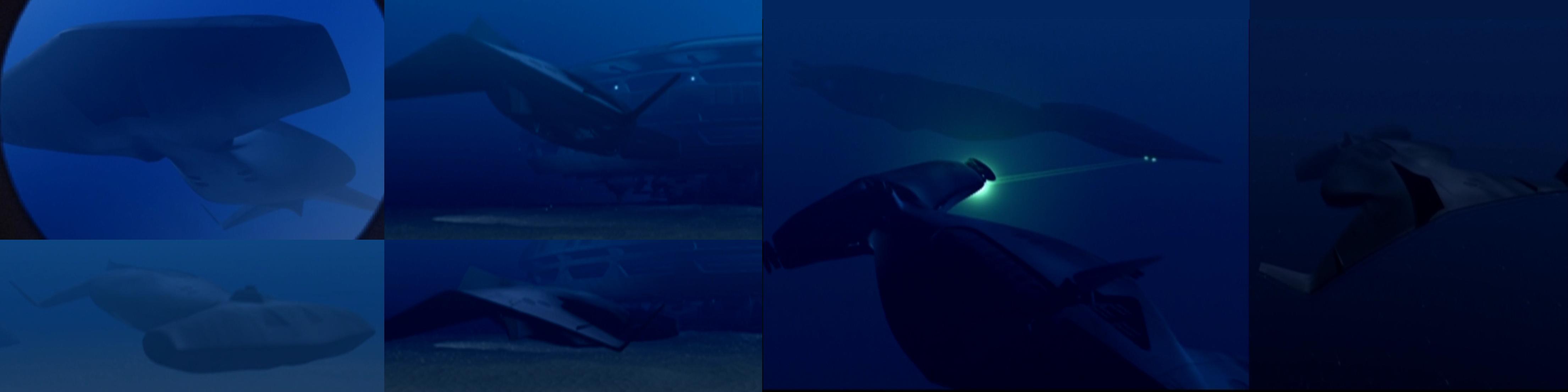 подводная лодка сиквест