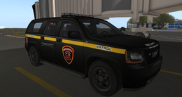 HCI Security SUV