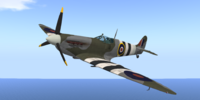 Supermarine Spitfire Mk VB (E-Tech)