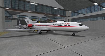 Boeing 727-100C (McKeenan Aviation) 5