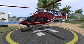 Bell 407 JetRanger (S&W) 1
