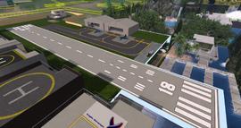 Bluemlisalp Airfield, looking SW (01-15)