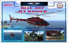 Bell 407 Jet Ranger