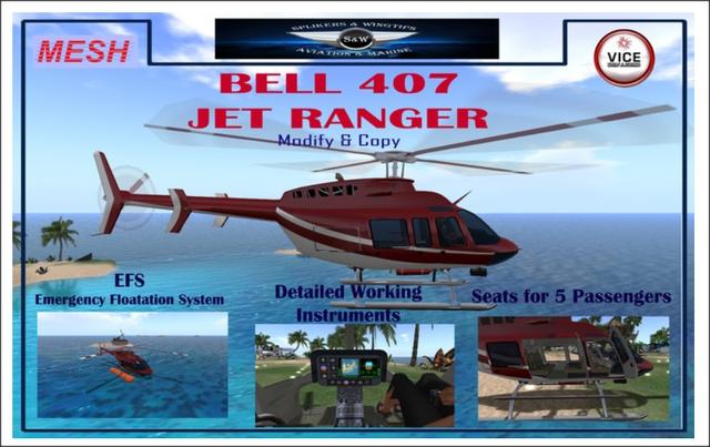File:Bell 407 Jet Ranger.png