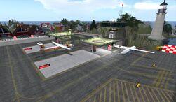 Second Norway Lufthavn, terminal (02-13)