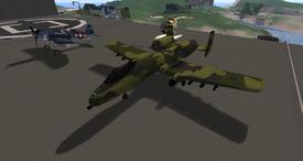 A-10 Thunderbolt II (Nexgen) 1
