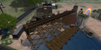 Treacherous Trestle Airstrip