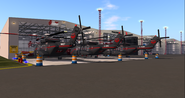 SA S-92s in HCI Livery