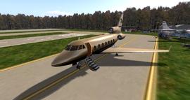 Falcon 7X (EG Aircraft) 5